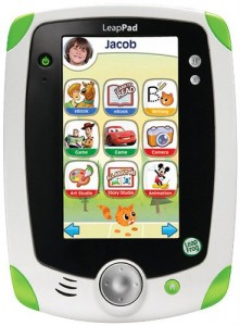 LeapFrog LeapPad in Green