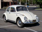Image of Volkswagen Beetle - Baby Boomer Car