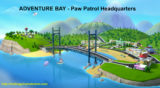 Adventure Bay - Paw Patrol HQ