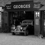 A Christmas Encounter - Day 1 - Georges Garage RockingChairWisdom.com